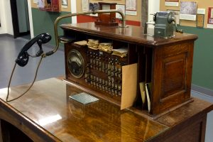 Jefferson Telecom early phone