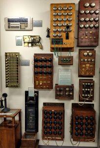 Jefferson Telecom early telephones