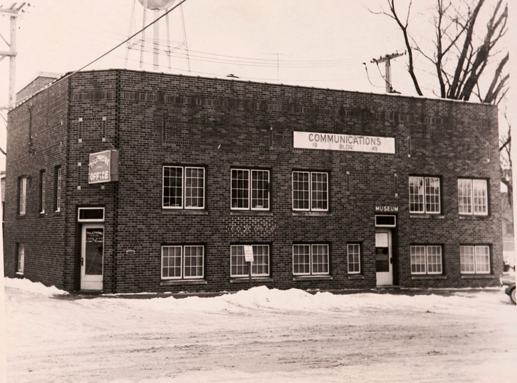 Jefferson Telecom's original building