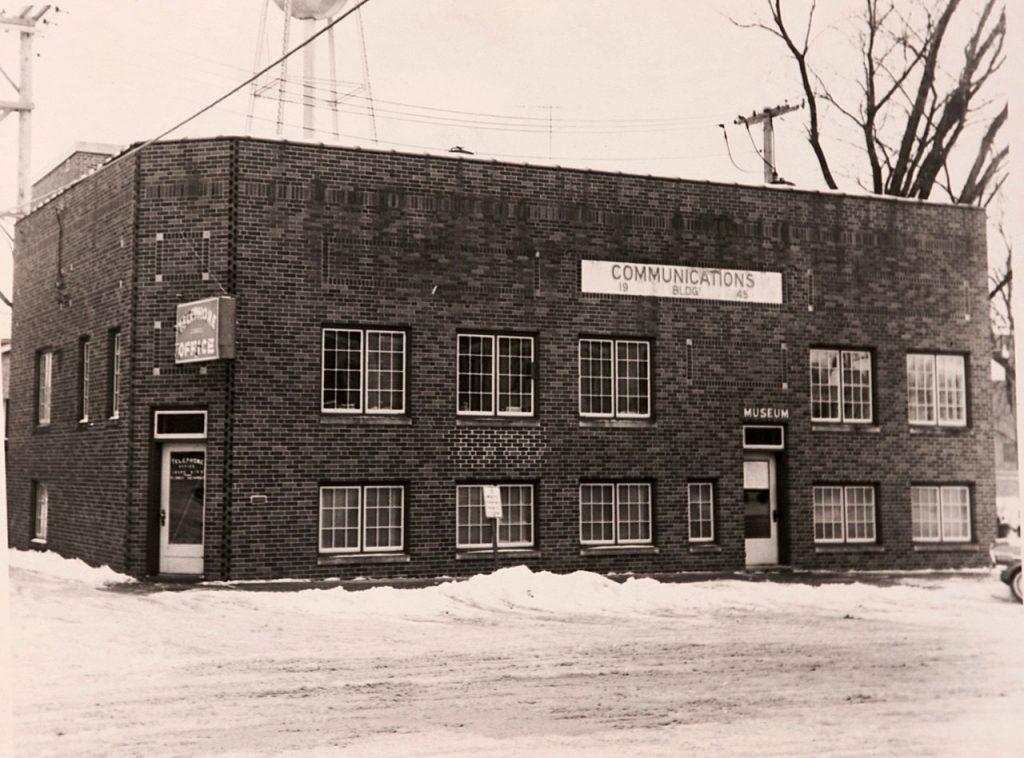 Jefferson Telecom's original building